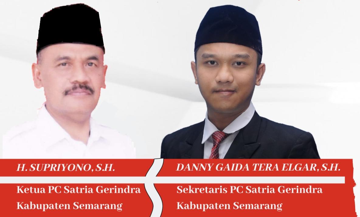 Satria Partai Gerindra Kabupaten Semarang