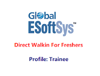 Global-E-SoftSys-freshers-walkins