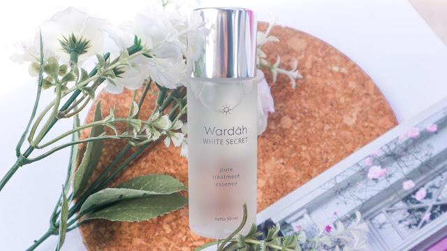 Essence Lokal Wardah White Secret