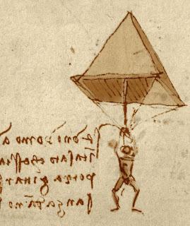 Parasut Leonardo da Vinci