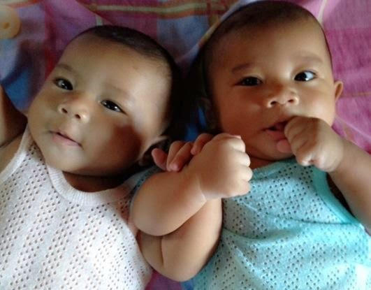 Why My Twins Have Different Clothes