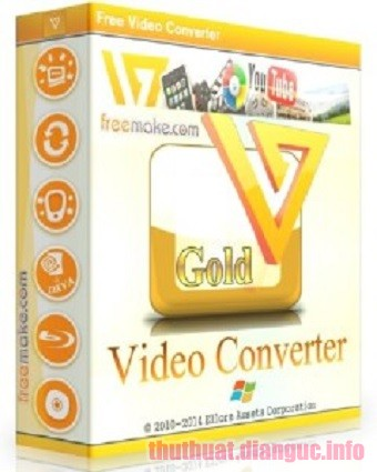 Download Freemake Video Converter Gold 4.1.10.270 Full Crack