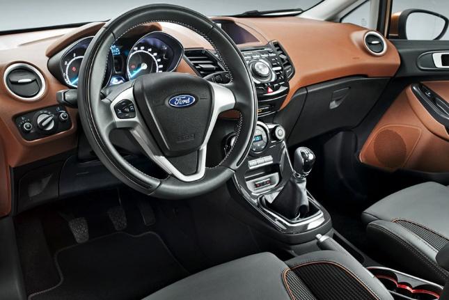 2018 Ford Fiesta B-Class in USA