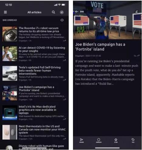 أفضل 5 تطبيقات اخبار للايفون