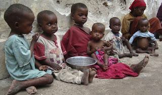 Perang Brutal, 10 Juta Warga Yaman Hadapi Kelaparan