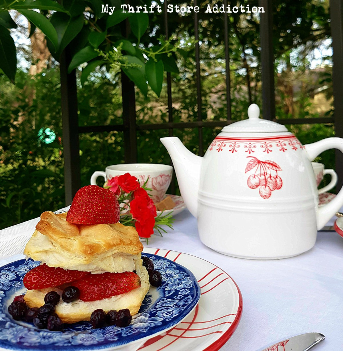 berry biscuit shortcake recipe