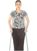 Crutches Aluminum