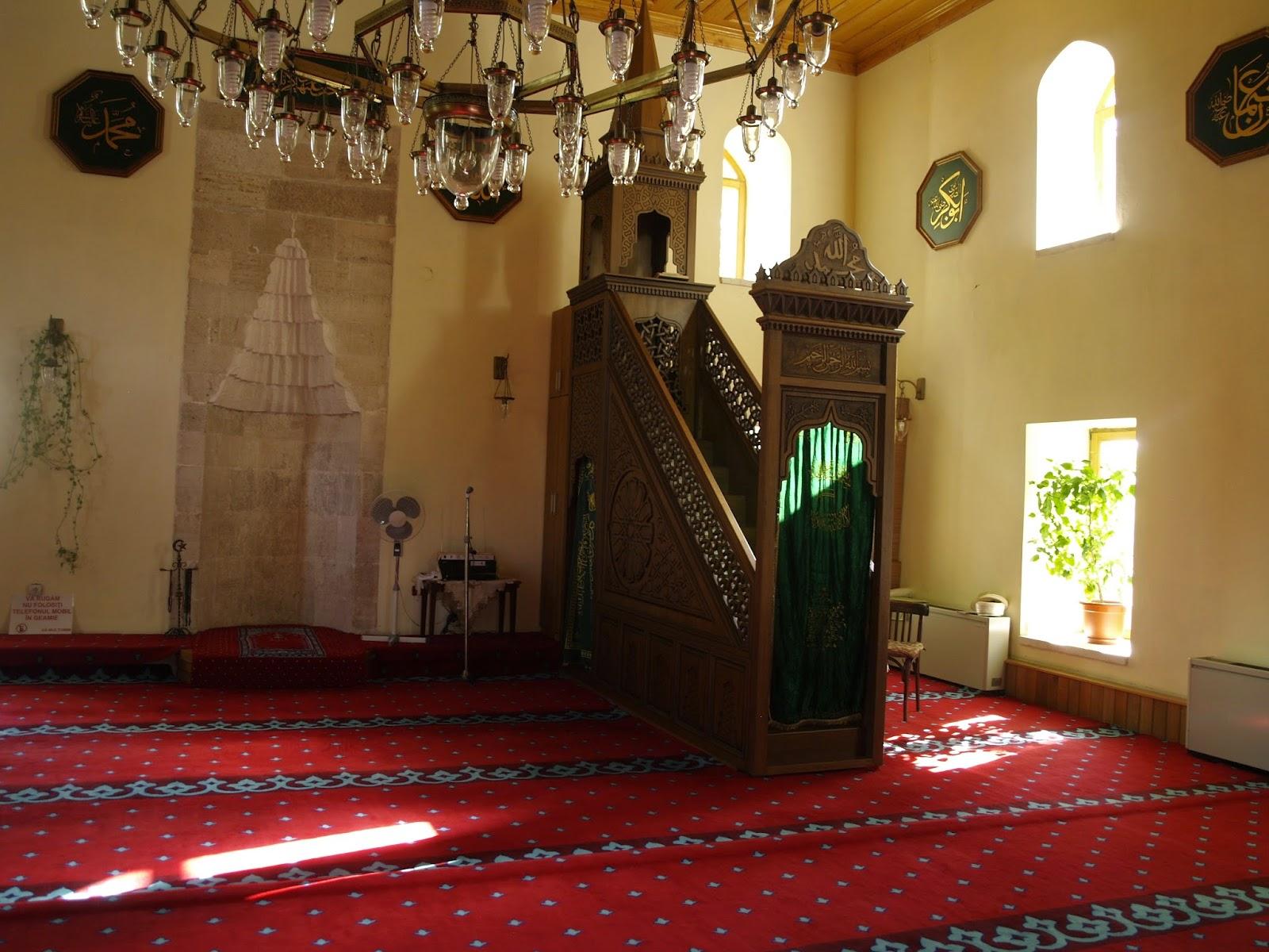 Geamia Esmahan Sultan Mangalia