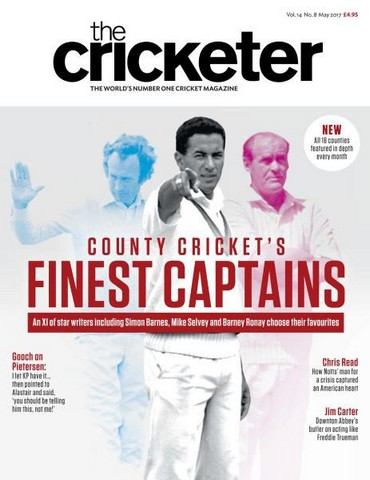 The Cricketer Magazine — May 2017