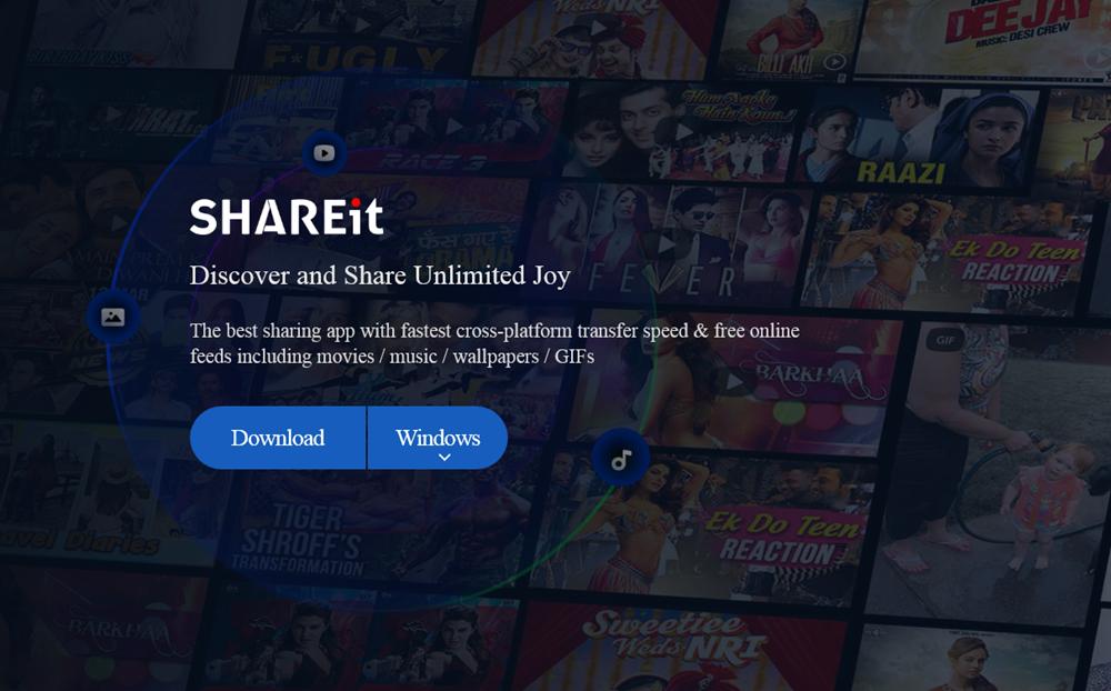 download shareit for pc windows 10 latest version