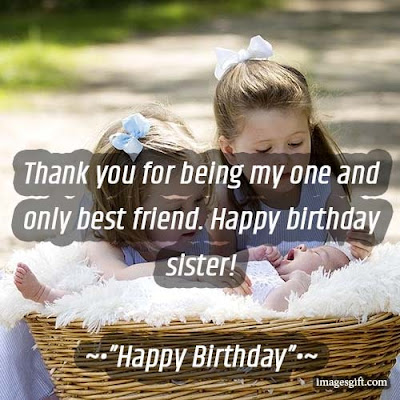birthday wishes for brother by sister