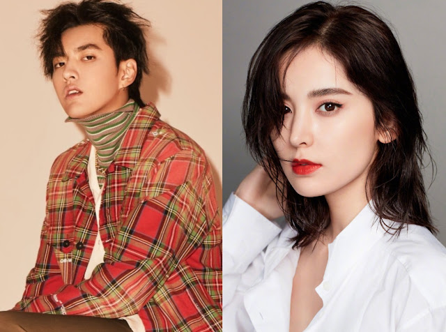 Kris Wu Gulnezer Bextiyar clamp down dating rumors