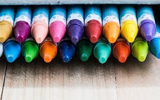 रंगों के नाम हिंदी और अंग्रेजी में ▻ Colors Name