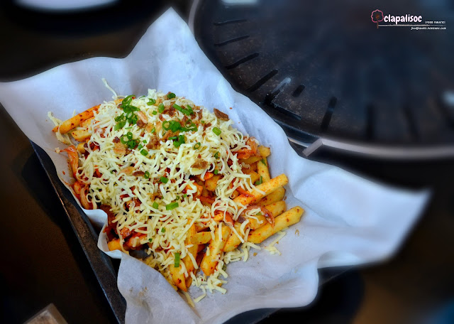 Kimchi Fries from Soban K-Town Grill