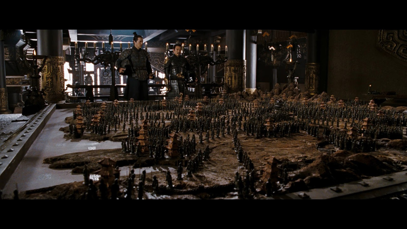 La Momia: La Tumba del Emperador Dragón (2008) Full HD 1080p Latino - Ingles captura 1