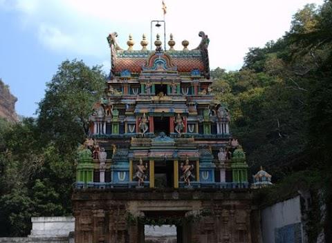 Ahobilam Temple - Timings, History, Accommodation, Ahobilam Waterfalls, Images