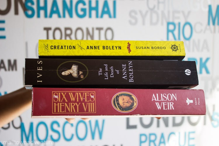 Darstellung Six Wives Henry VIII, Faszination Tudors, The Tudors, Tudor-Dynasty, Anne Boleyn Series
