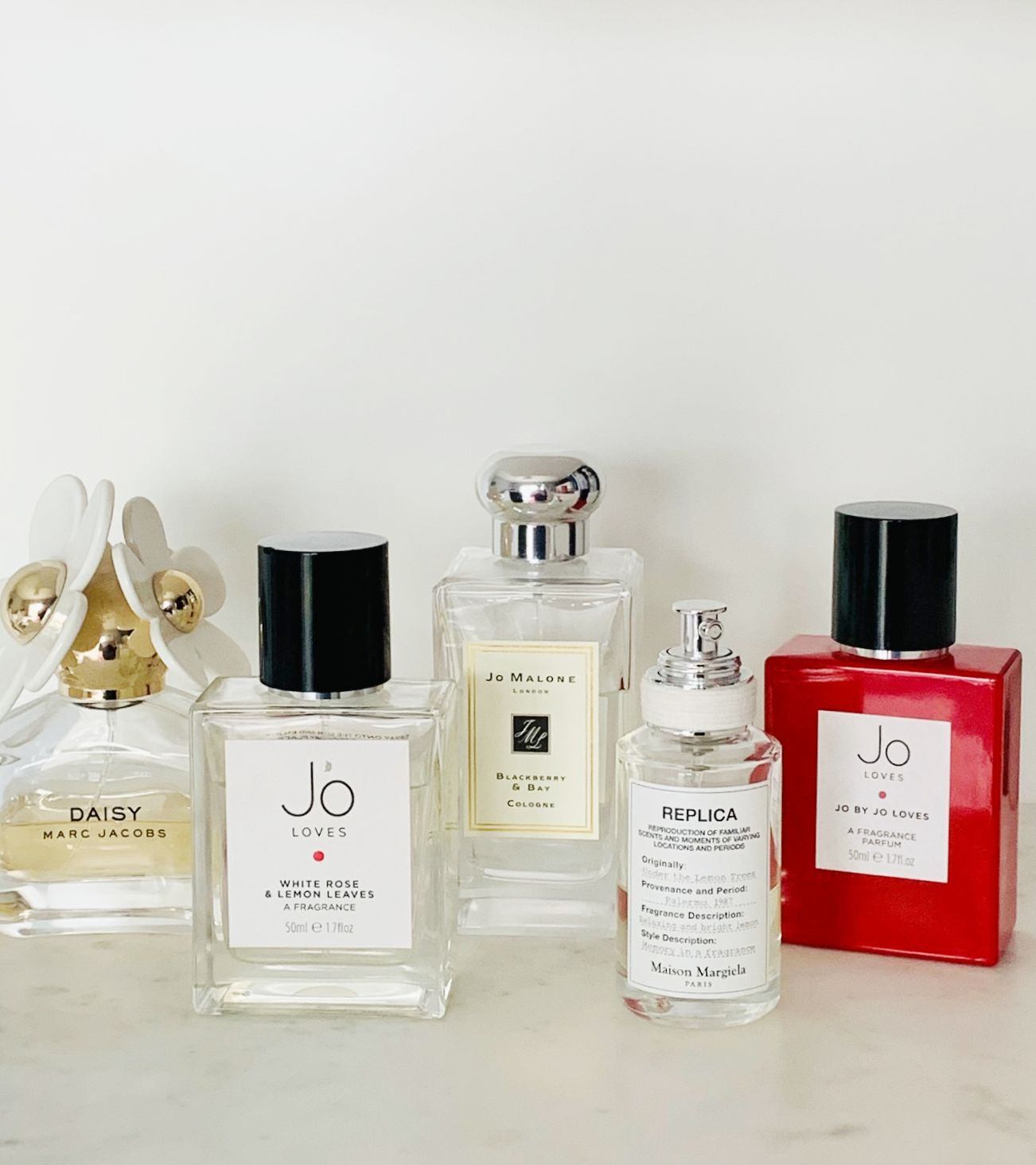 Five fab Spring fragrances