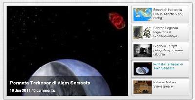 Featured Post Image Otomatis Lofslider untuk Blogger