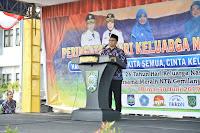 Hadiri Peringatan Harganas ke-XXVI tingkat NTB, Gubernur Puji Kabupaten Bima