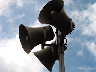 Плановая проверка системы оповещения населения в случае возникновения чрезвычайных ситуаций.