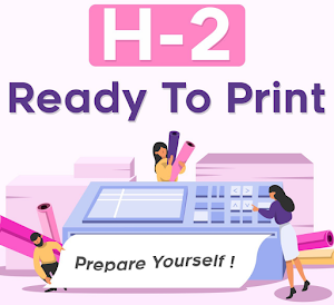 🔆 H-2 Ready to Print 🔆