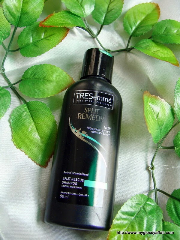 TRESemmé Split Remedy Shampoo and Conditioner Review