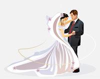 Casamento Vetor Noivinhos
