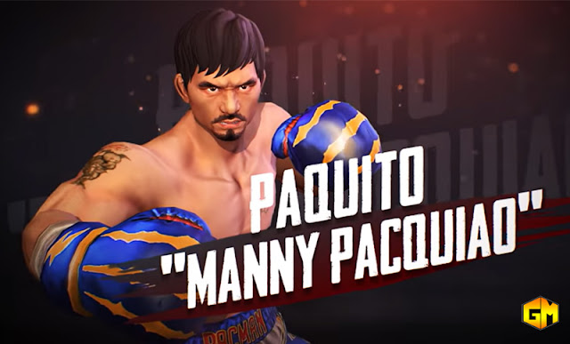 Manny Pacquiao Limited Edition Skin Mobile Legends