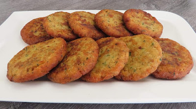 Tuna Polpete 🔹 Tuna Fritters