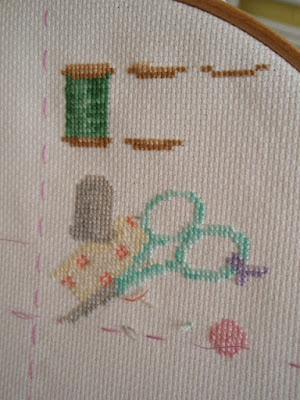 Updated Cross Stitch