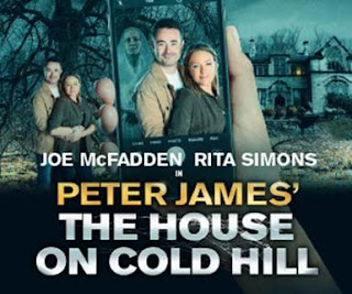 Rita Simons and Joe McFadden to star in The House on Cold Hill