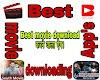 Best Bollywood movie download karne wala app in 2020. Movie डाउनलोड करने वाला ऐप।