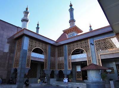 krawangan masjid