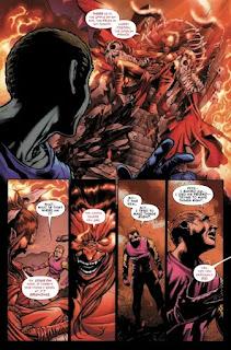 Marvel Comics: Previews cuarta semana de Septiembre 2021