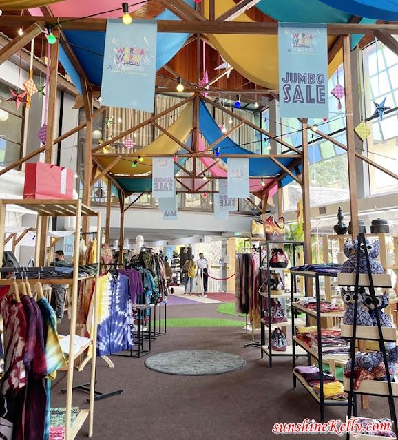 Warna Warni Aidilfitri,  Kompleks Kraf Kuala Lumpur, Tourism Malaysia, Cuti Cuti Malaysia, Raya Getaway, Travel