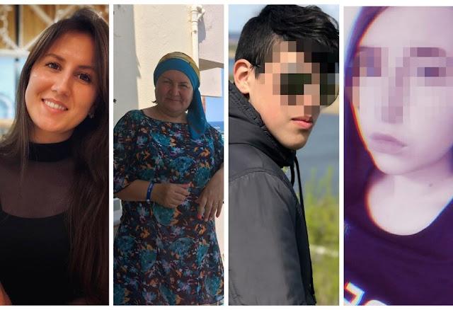 Еще два дня назад они были живы! Жертвы 19-летнего казанского стрелка