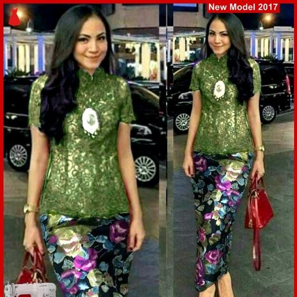 MSF0195 Model Setelan Lace Murah Kebaya BMGShop