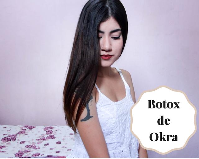 Botox de Okra da Felps Professional