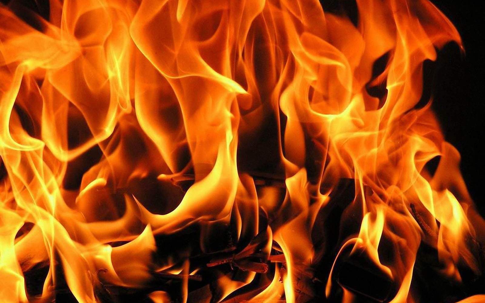 Wallpapers: Abstract Fire Wallpapers