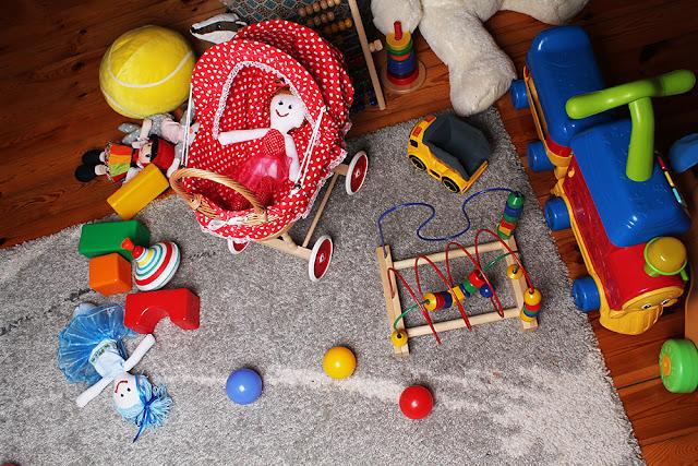 Joaca - primul pas al bebelusului catre invatare