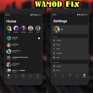 WAMOD v2.0 WhatsAppMods.in
