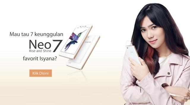 Harga Terbaru HP Oppo A33w/ Oppo Neo 7 Update September 2019 Lengkap Dengan Spesifikasi