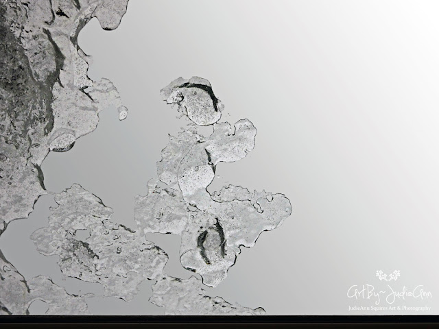 Pictures Of Ice On Glass