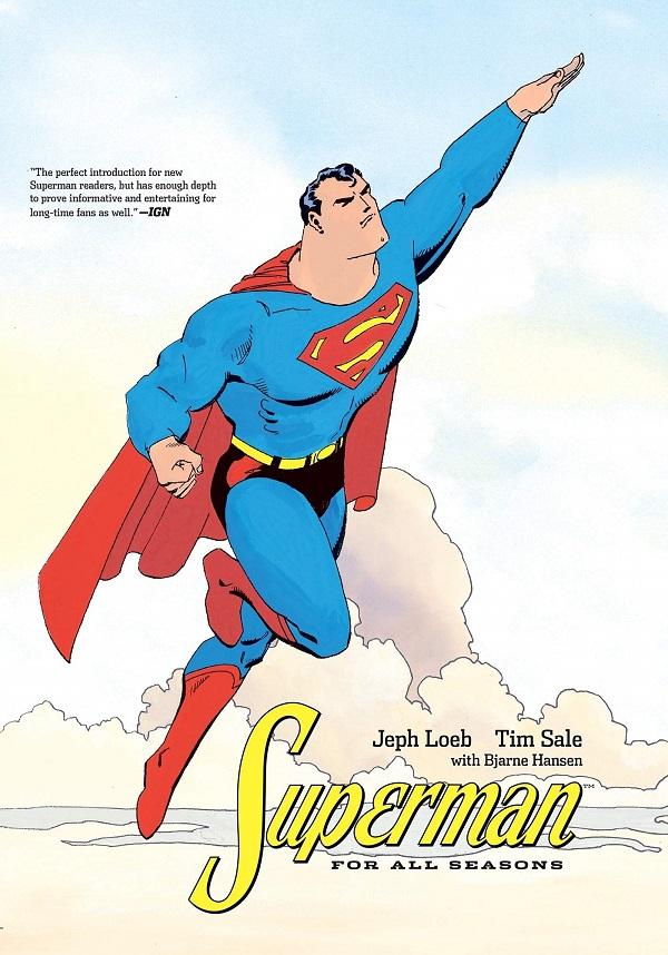 Superman For All Seasons Tim Sale