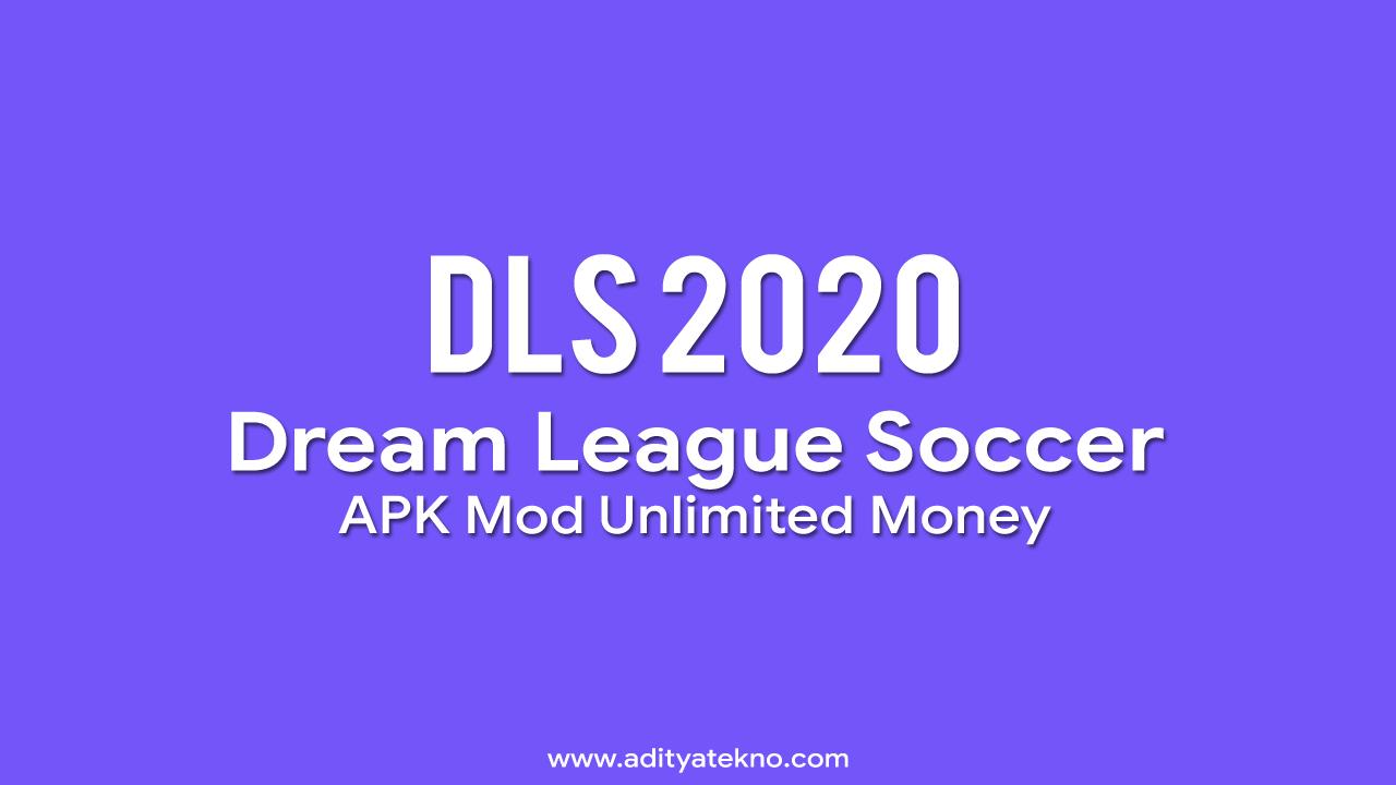 Download Dream League Soccer 2020 Mod Apk Unlimited Money