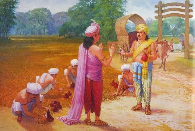 Đạo Phật Nguyên Thủy - Đường Xưa Mây Trắng - Chương 40: Bao nhiêu tấc đất bấy nhiêu tấc vàng