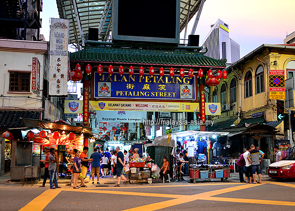 KL Chinatown Tours