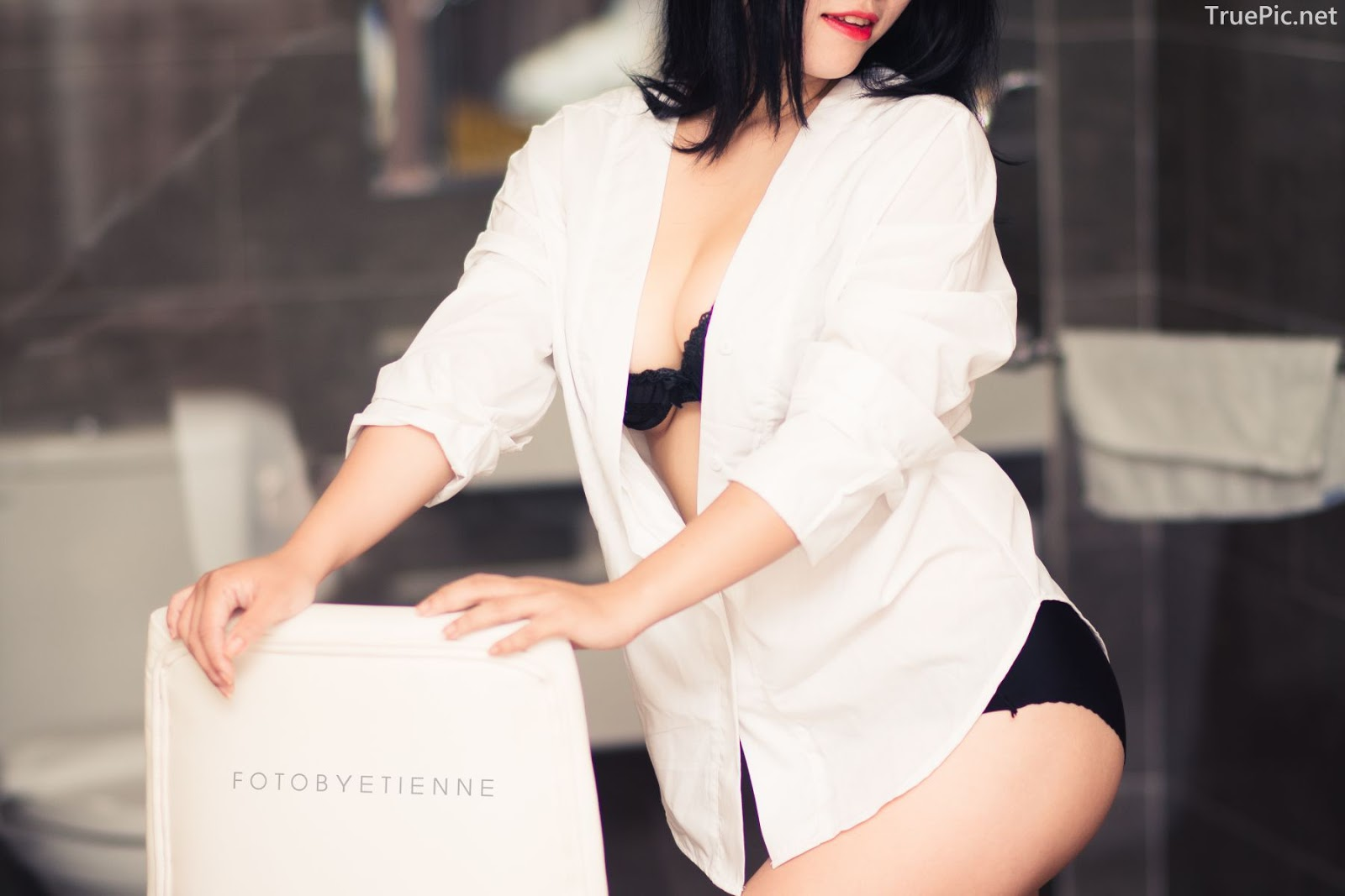Super hot photos of Vietnamese beauties with lingerie and bikini - Photo by Le Blanc Studio - Part 4 - Picture 8