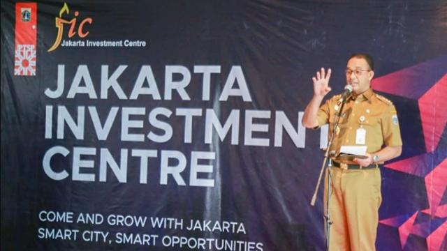 Tertinggi Dalam Sejarah, Realisasi Investasi di DKI Jakarta Capai Rp41,1 Triliun